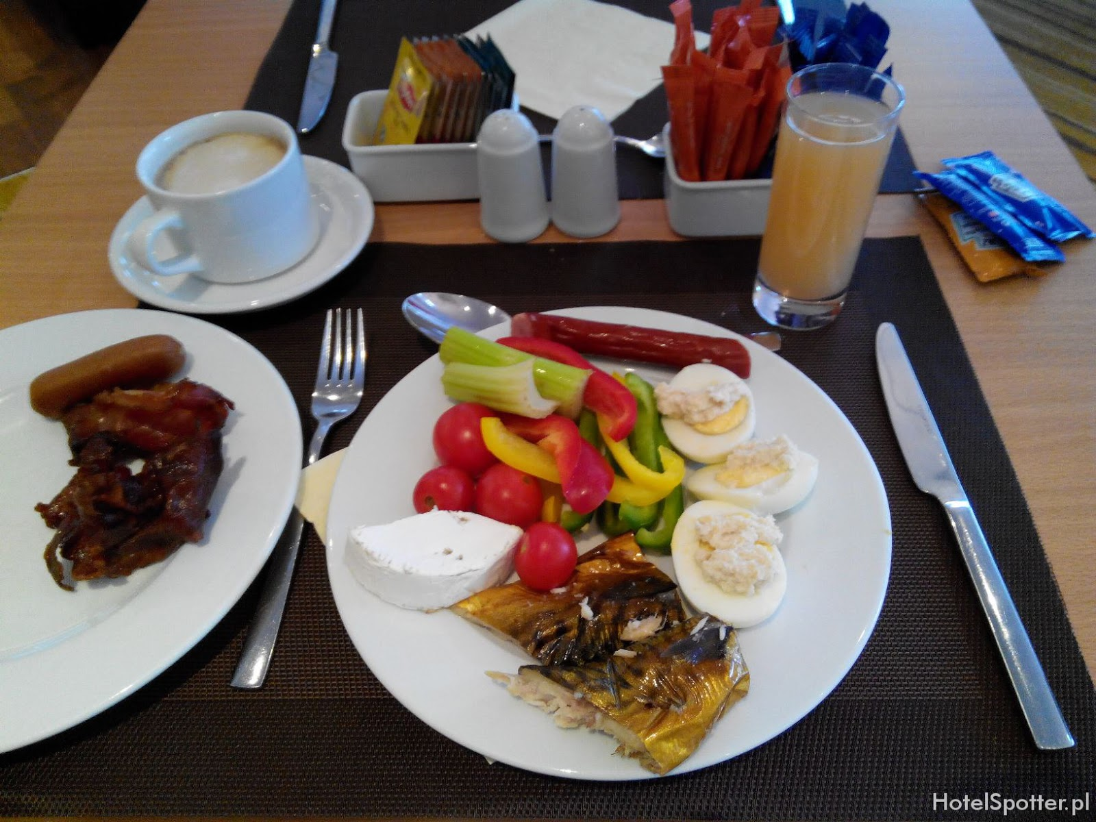 Novotel Krakow Centrum - sniadanie 2