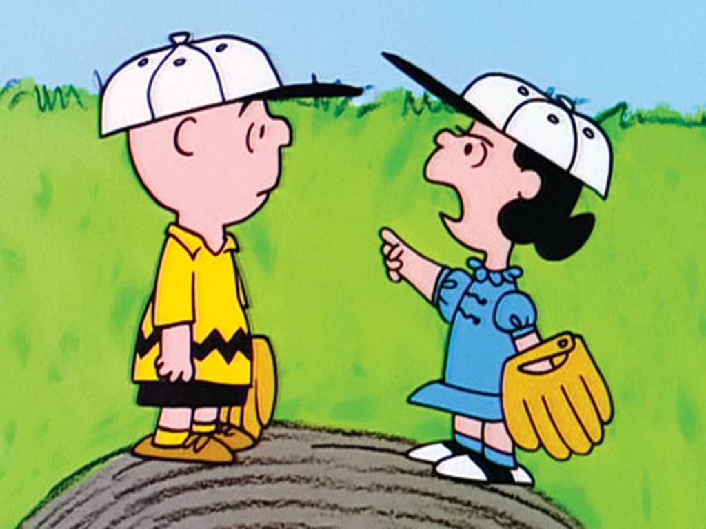 Lucy From Charlie Brown Quotes Quotesgram