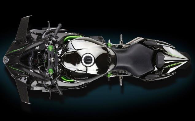 2014 kawasaki hyperbike H2R