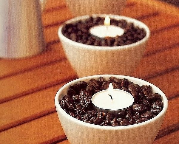 Candles and CoffeBeans