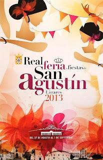 Linares Feria 2013 - Dale color a la feria! - Eduardo Ortiz Marín y Chelo Ferrando Aragón