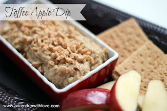 *Toffee Apple Dip*