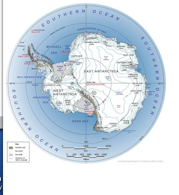 Rick potvins virtual circumnavigation of antarctica to decide if if the earth were a globe why would they be using this it seems like a ridiculous way to approach the question but on a certain level it makes sense gumiabroncs Gallery