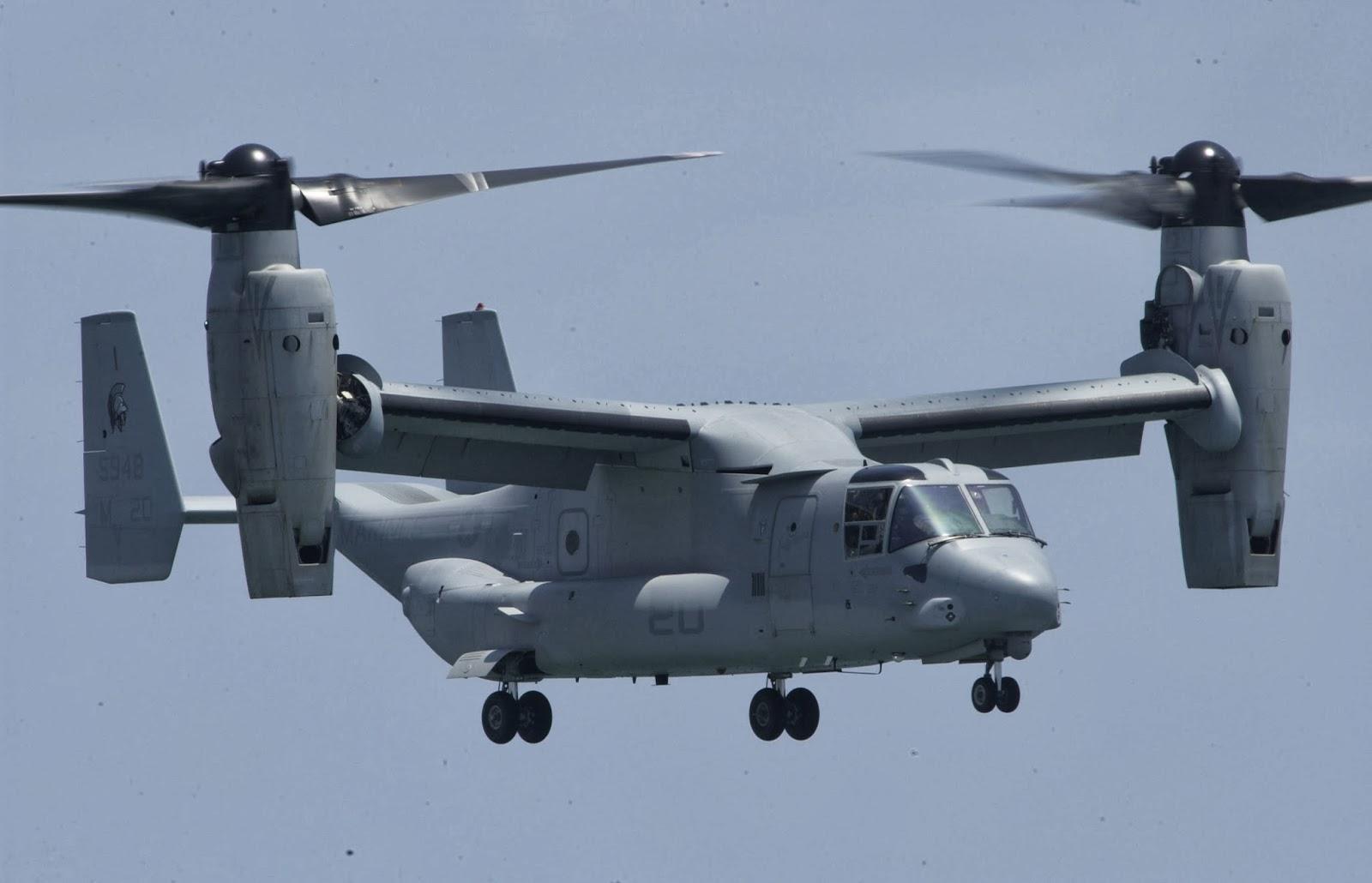 Elicottero Osprey : Snafu how do you make a v into gunship