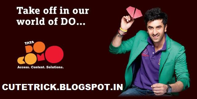 Tata Docomo trick for free callme tune APRIL 2013 | CuteTrick
