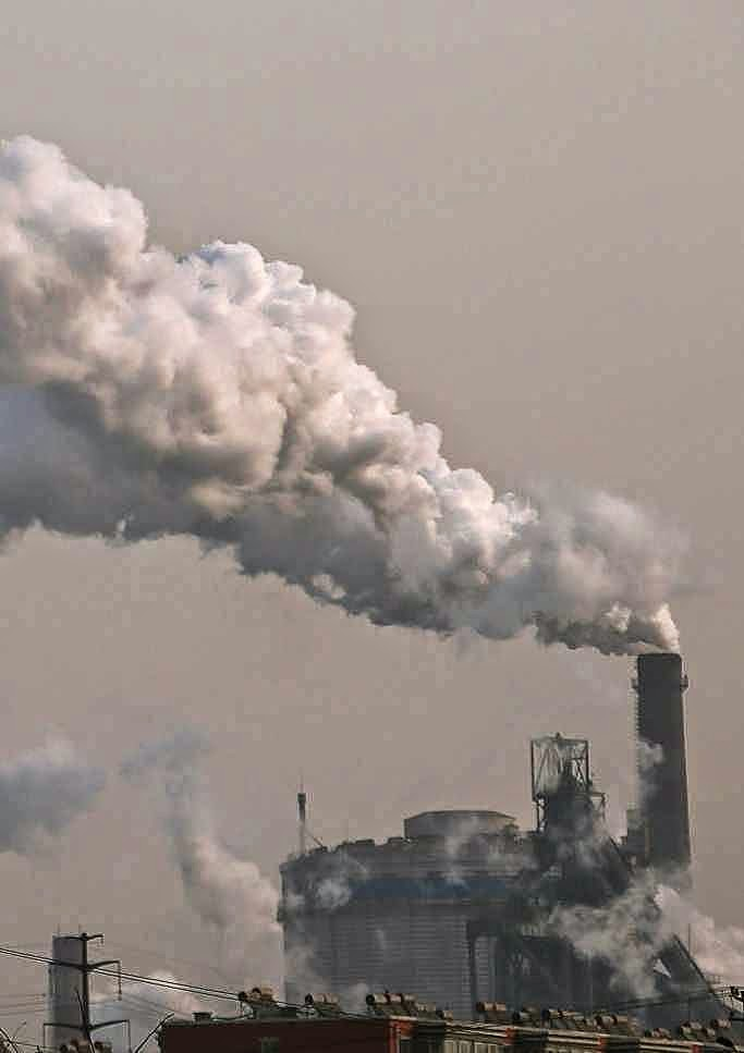 Poluindo Pequim à vontade (quando os líderes ocidentais não estão vendo)