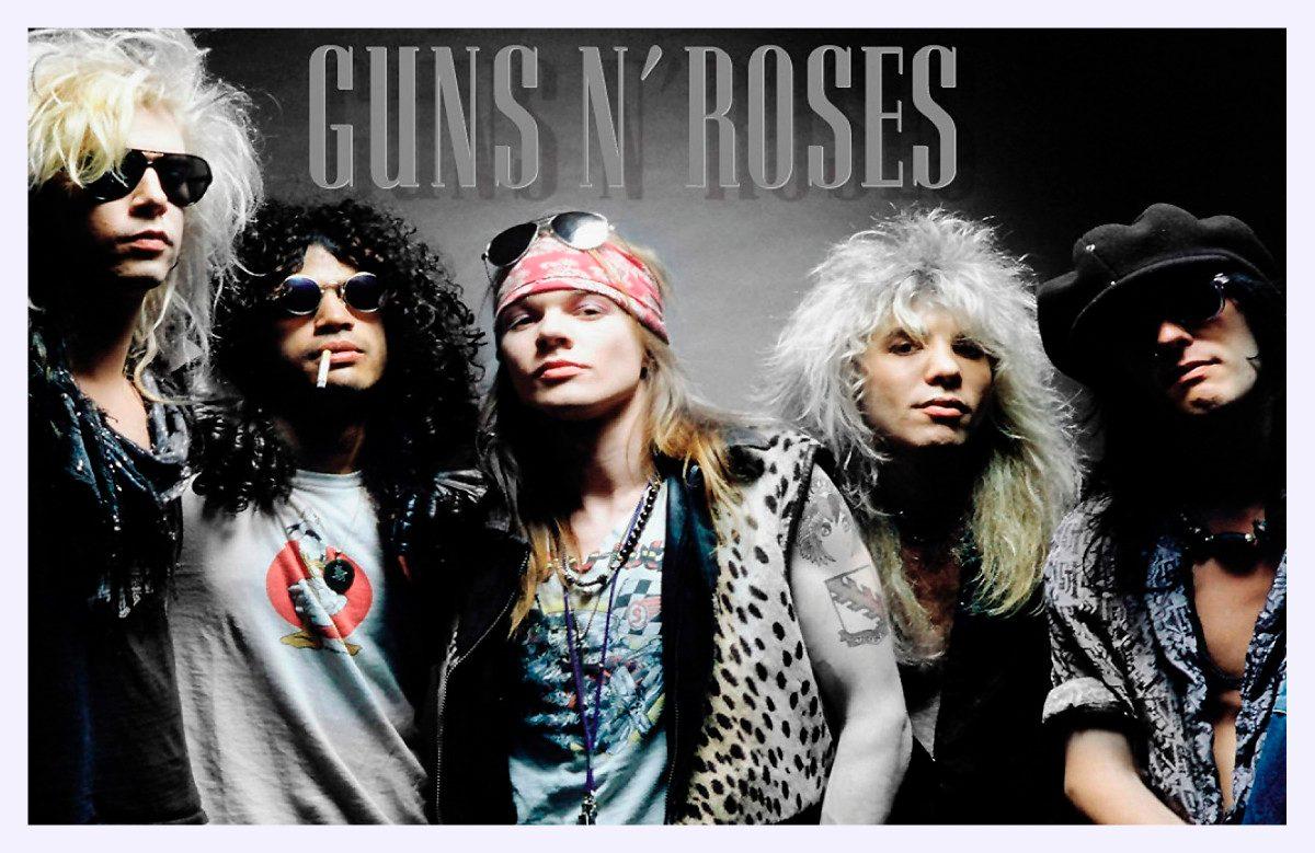 Guns N Roses  Garden Of Eden