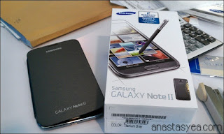 Samsung Galaxy Note 2 Plan