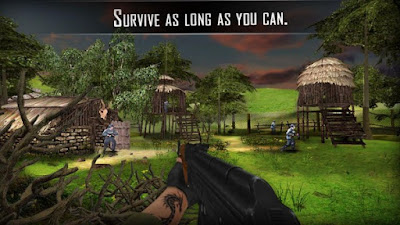 Download The Last Commando II v1.3 Mod Apk Terbaru