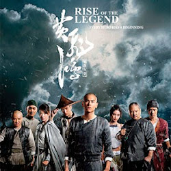 Poster Rise of the Legend 2014