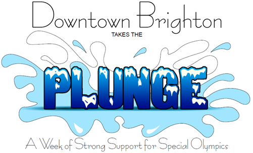 Polar Plunge Weekend Downtown Brighton