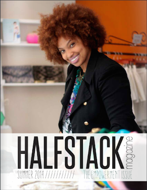Halfstack Magazine Summer 2014