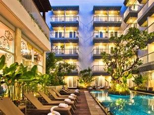 Eden Hotel, Kartika Plaza  Kuta Bali