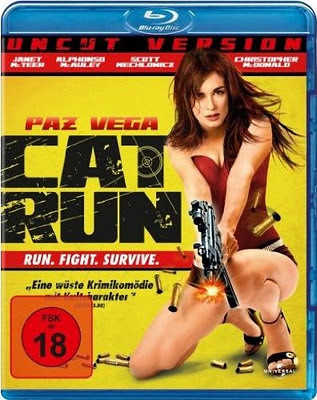 Cat Run (2011) Blu Ray Rip 700 MB, cat run dvd cover, cat run, blu ray dvd cover