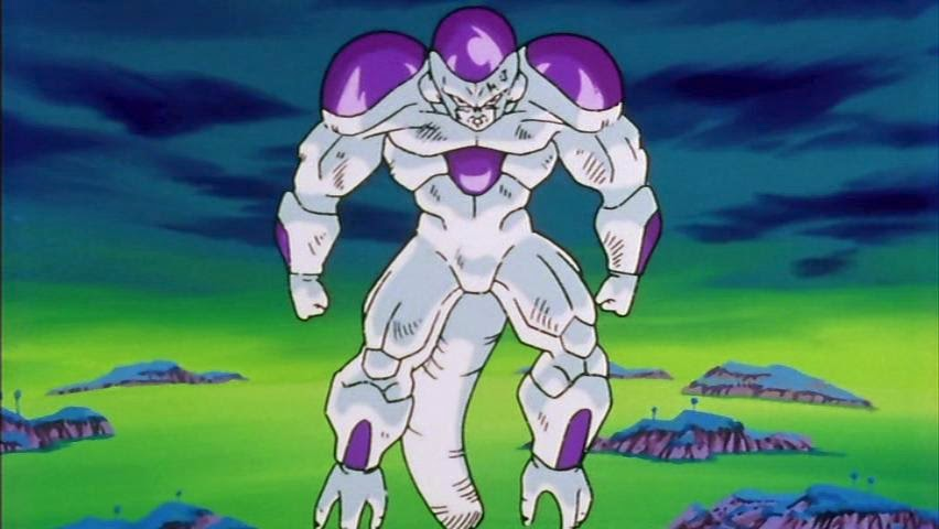dragon ball z power blog : how strong is the power of frieza