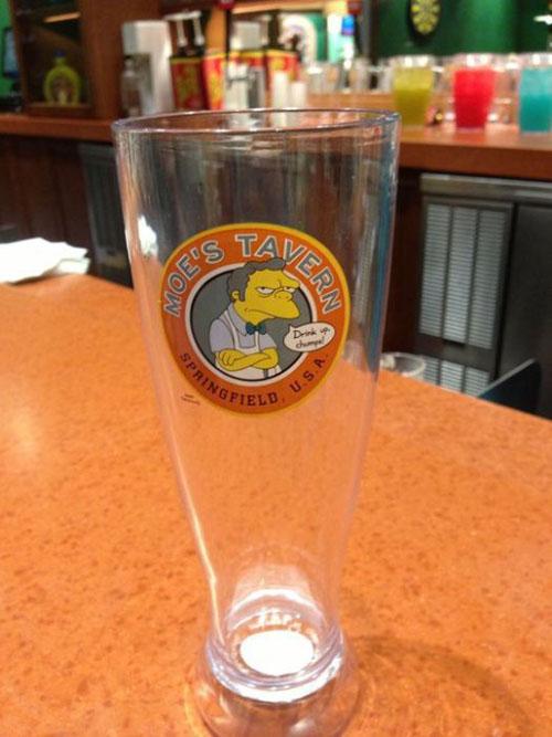 Springfield em tamanho real Simpsons- www.publicitario13.com.br