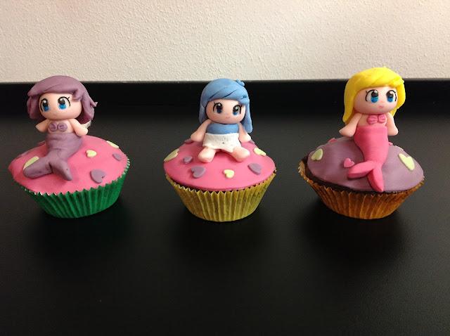 Cupcakes Piny Pon
