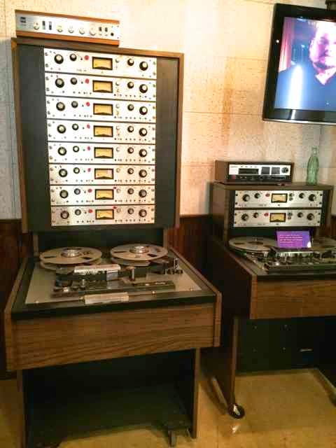 Stax tape machines image