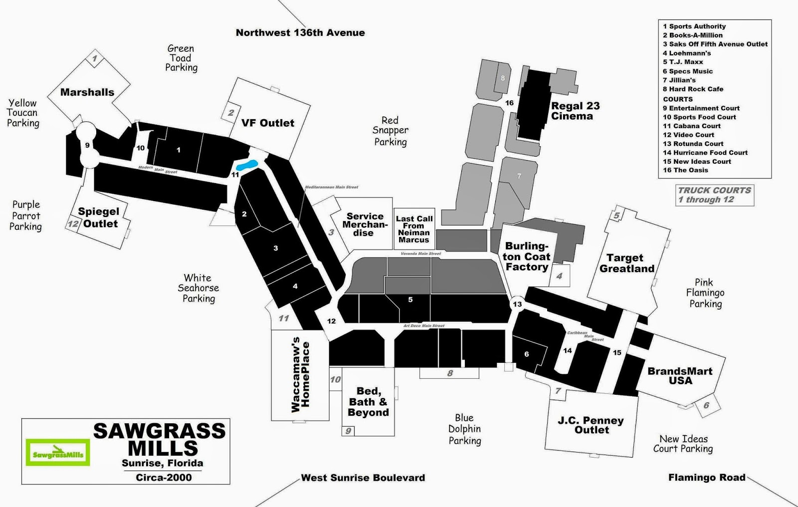 100 Destiny Mall Map Eastview Mall Wikipedia