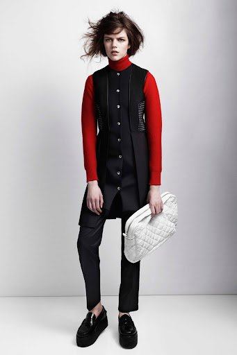J. W. Anderson Autumn/winter 2012/13 Women's Collection
