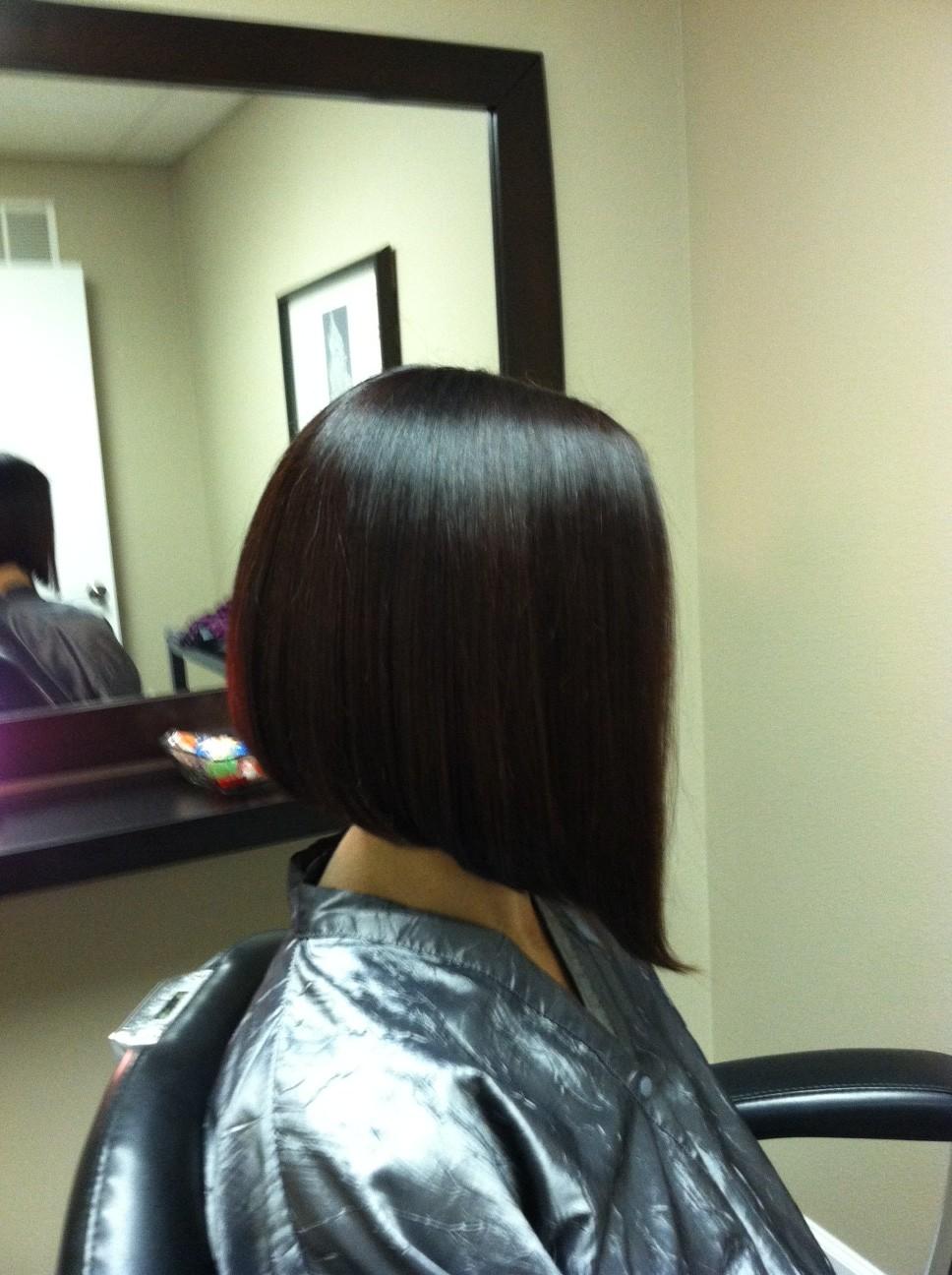 Kelly M Harmsen Owner Of Bossa Nova Hair Art Salon Color And