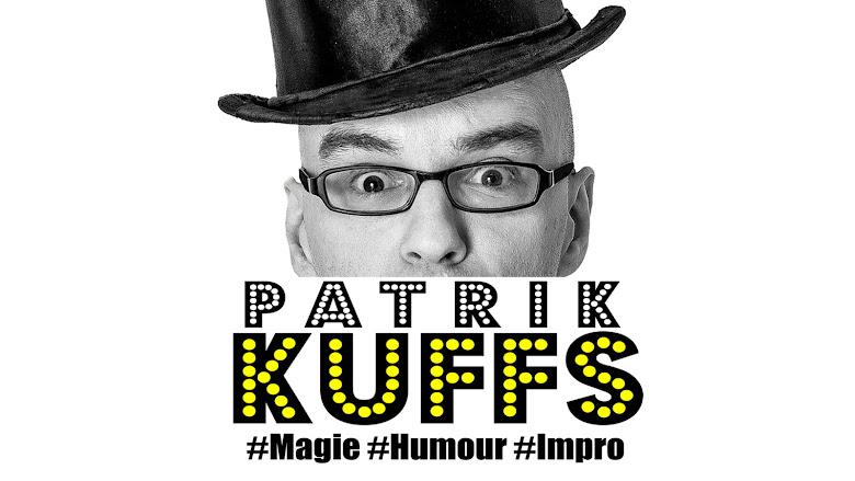 PATRIK KUFFS MAGICIEN COMIQUE