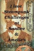 STEAMPUNK CHALLENGES