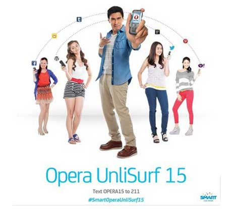 SMART Opera UnliSurf15