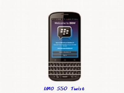 IMO S50 Twist Paket Bundling Telkomsel