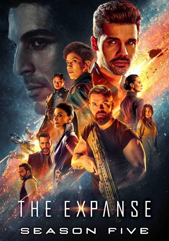 The Expanse (2020 &#ff7dee; 2021) Temporada 5 AMZN WEB-DL 1080p Latino