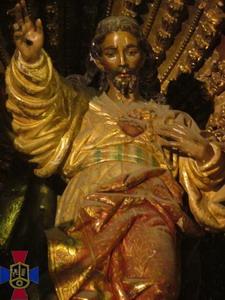 III Viernes de Junio - Sagrado Corazón de Jesús - Templo La Compañía