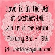 Love is in the Air at Sketches4all