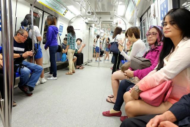 akhir pekand di singapore