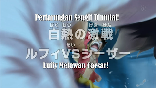 One Piece Episode 607 608 Subtitle Indonesia