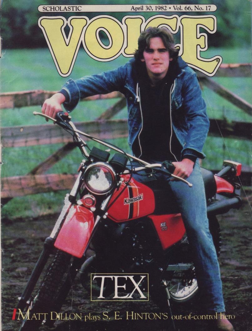 Tex the movie?