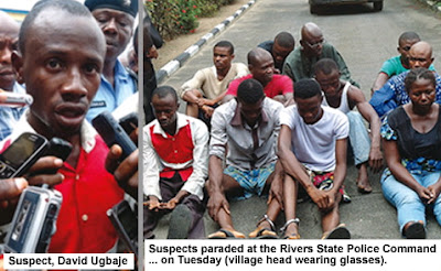 uniport students killers charged