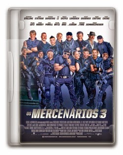 Os Mercenários 3 – BDRip AVI + 720p Dual Áudio + RMVB Dublado