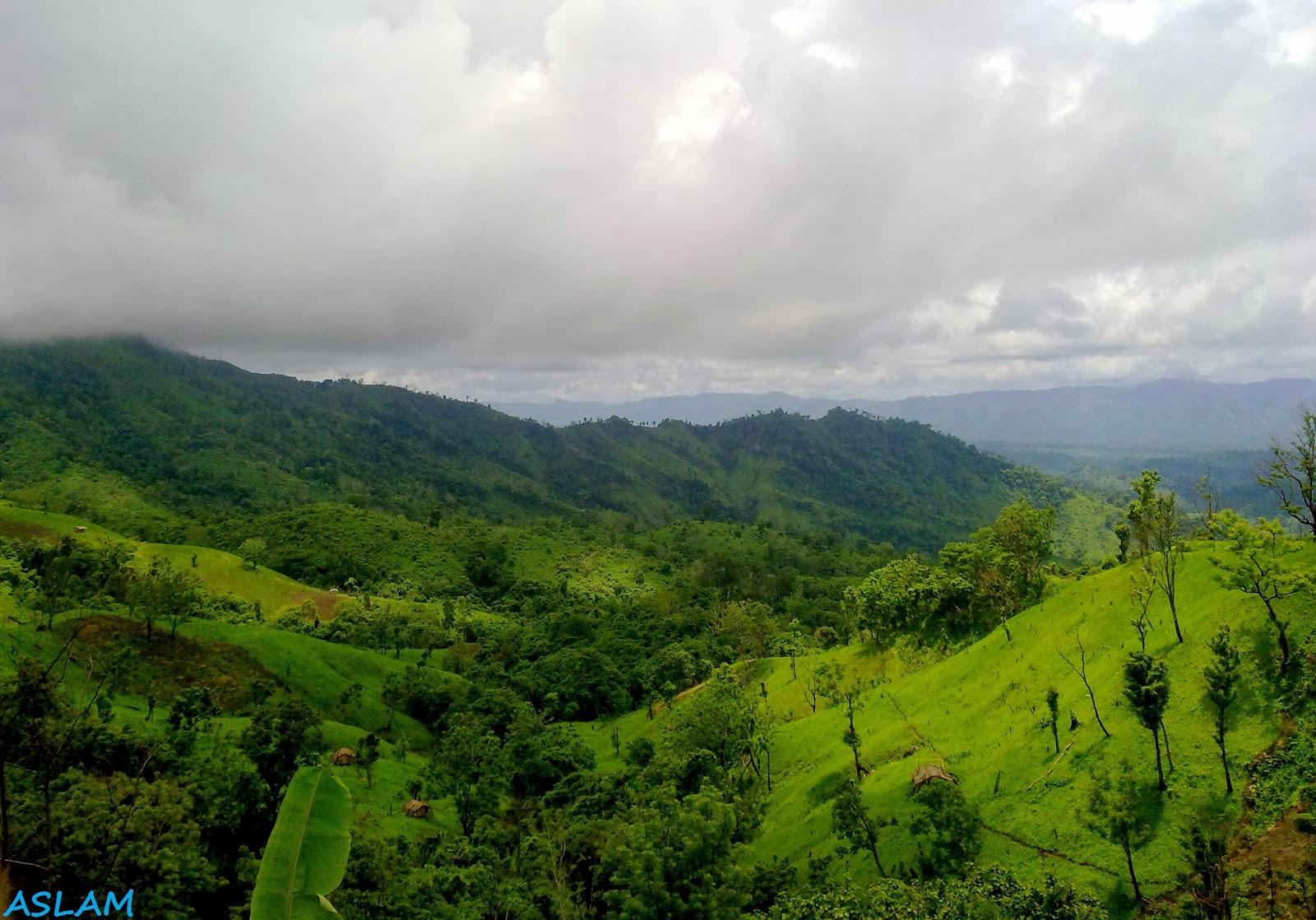Bangladesh Hills Bandarban