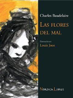 Portada del libro Las flores del mal para descargar en pdf gratis