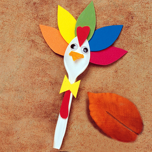 Woodland MOPS: Thanksgiving craft ideas
