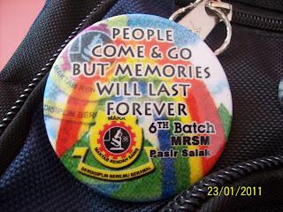 memoriesforSIXTHBATCH !