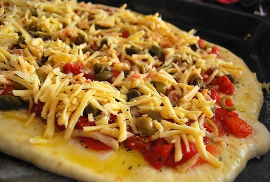 Pizza marynarska