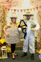 Disfraces abejas miel