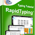 برنامج مجاني لتعلم وتسريع الكتابة الصحيحة علي لوحة المفاتيح معلم الكتابة RapidTypin 5.0.82