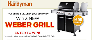 image- Giveaway- Enter to Win a New Weber Grill $699 Valuecourtesy family handyman