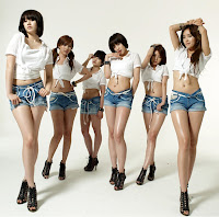 T-ara, The Seeya, 5dolls, SPEED. Painkiller