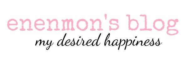 enenmon's blog