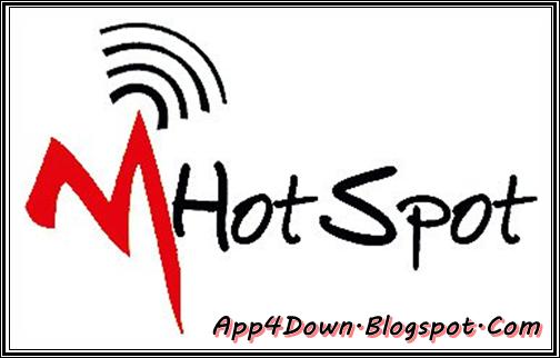 mHotspot 6.9.0 Android
