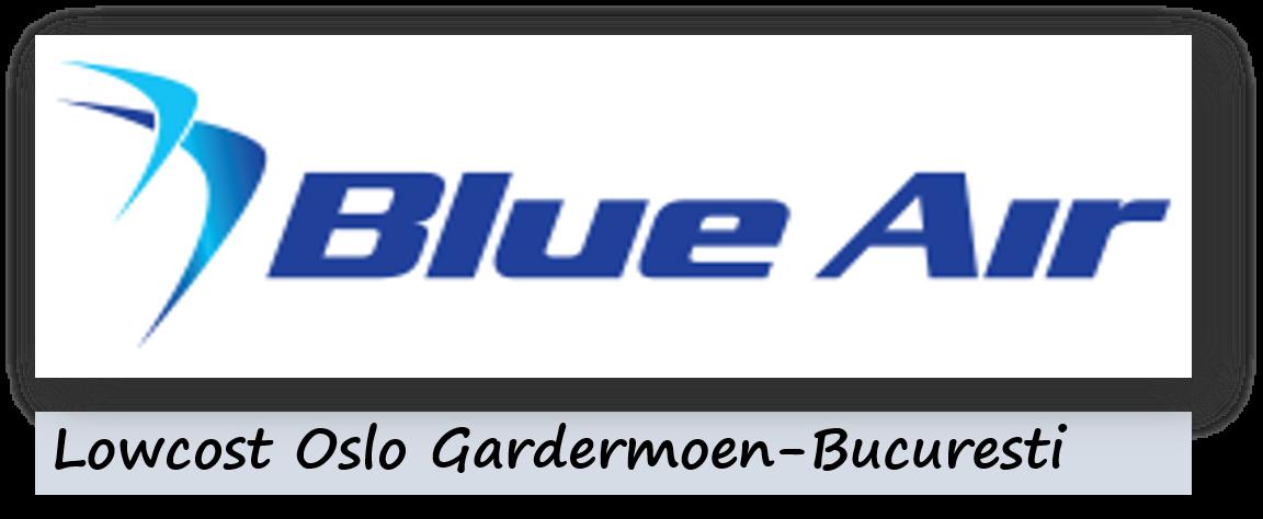 Direktefly Gardermoen - Otopeni Bucuresti
