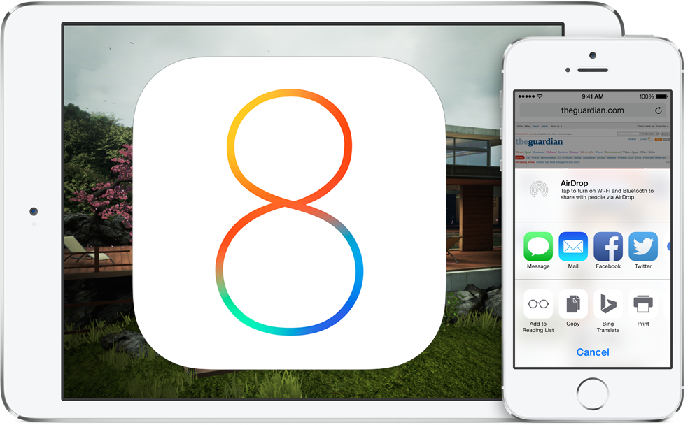 iOS 8 Features and How to Install iOS 8 Beta